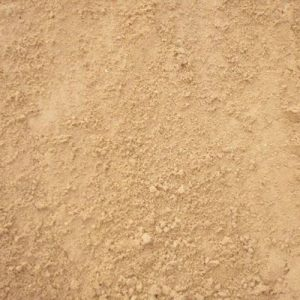 Cow Bedding sand